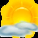 סתיו שמש עננים
